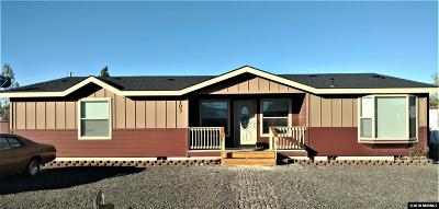 Battle Mountain Manufactured Home For Sale: 103 Lupin Drive