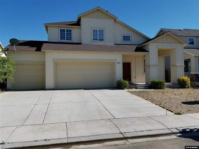 Fernley Single Family Home For Sale: 1371 Shadow Lane