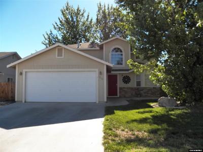 Fallon Single Family Home Active/Pending-Loan: 752 Noel