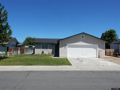 Gardnerville Single Family Home For Sale: 1434 Bumblebee Drive