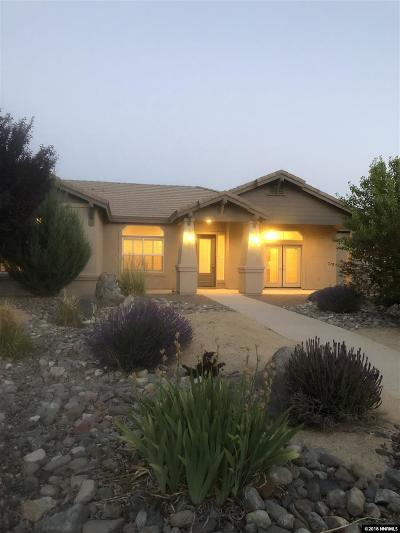 Sparks NV Single Family Home For Sale: $768,000