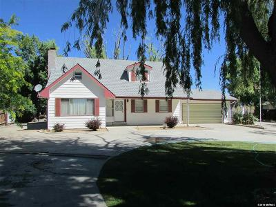 Gardnerville Single Family Home For Sale: 822 Galena Court