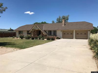 Fernley Single Family Home For Sale: 440 Country Dr