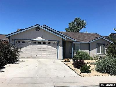 Fernley Single Family Home For Sale: 1682 Round Up Road