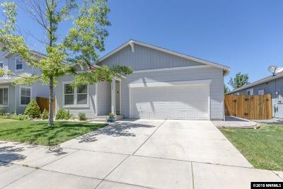 Single Family Home For Sale: 7857 Welsh Dr