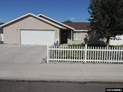Single Family Home Active/Pending-House: 1477 Grey Bluffs