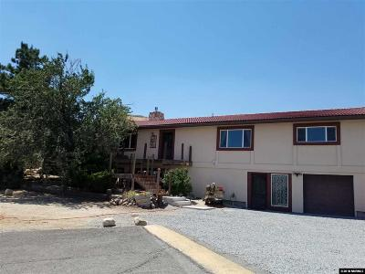 Sparks Single Family Home For Sale: 5645 Pyramid Hwy