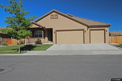 Sparks Single Family Home For Sale: 6647 Voyage Dr.