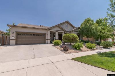 Washoe County Single Family Home For Sale: 9235 Copper Mountain Circle