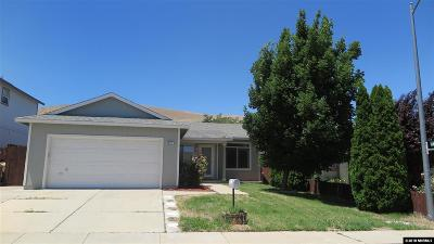 Reno NV Single Family Home For Sale: $255,000