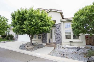 Carson City Single Family Home For Sale: 1191 Flintwood Dr