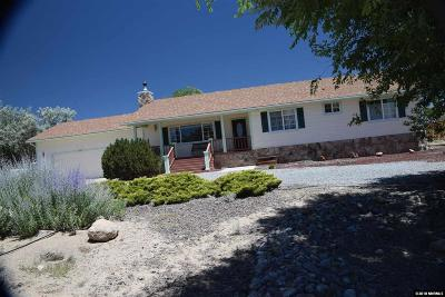 Minden Single Family Home Active/Pending-Loan: 2807 East Valley