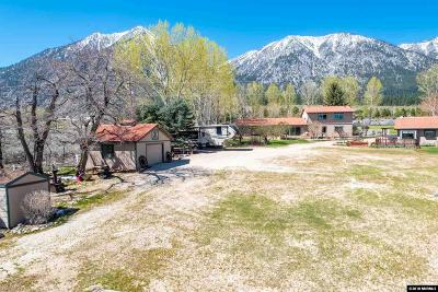 Gardnerville Single Family Home Active/Pending-Call: 793 Foothill Rd