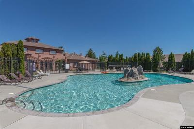 Reno Condo/Townhouse For Sale: 6850 Sharlands Ave #1075