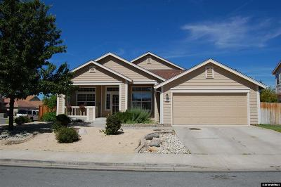 Sparks Single Family Home Price Reduced: 7851 Guerra