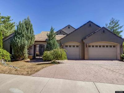 Reno Single Family Home Extended: 4955 Mountainshyre