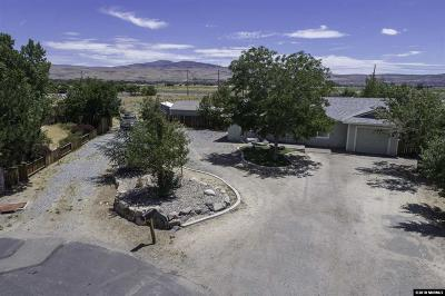 Washoe County Single Family Home For Sale: 50 N Patterson Pl