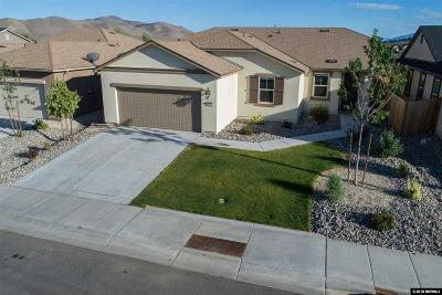 Carson City Single Family Home For Sale: 1143 Lahontan Drive