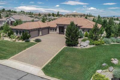 Reno Single Family Home For Sale: 5325 Mistral Court