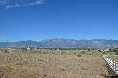 Gardnerville Residential Lots & Land For Sale: 1122 Cortez