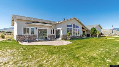 Reno Single Family Home Active/Pending-House: 21905 Fetlock Drive