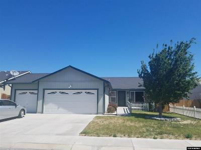 Fernley Single Family Home Price Reduced: 2220 Ellice Way