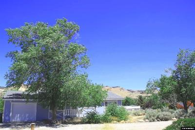 Washoe County Single Family Home For Sale: 15430 Sylvestor