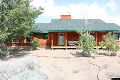 Gardnerville Single Family Home For Sale: 1912 Wiseman Lane