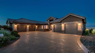 Reno Single Family Home For Sale: 5730 Flowering Sage Trail