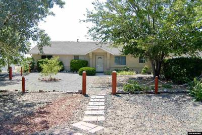 Stagecoach Single Family Home For Sale: 5175 Cheyenne Trail