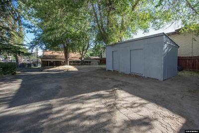 Carson City County Single Family Home For Sale: 108 Fleischmann Way