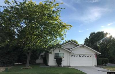 Minden Single Family Home Active/Pending-Call: 1756 Bougainvillea Drive