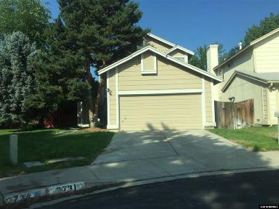 Reno NV Rental For Rent: $1,800