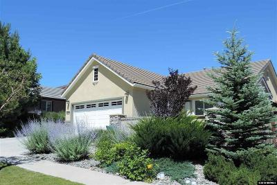 Washoe County Single Family Home For Sale: 1720 Trailcreek Way #Tahoe
