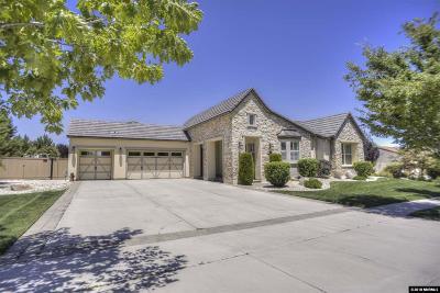 Reno Single Family Home Active/Pending-Call: 625 Meadow Rock