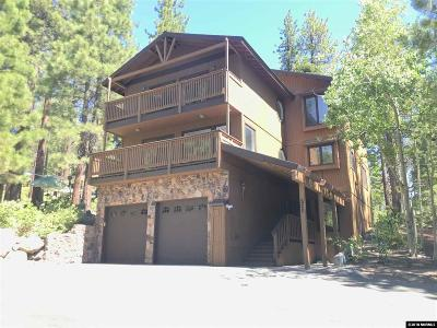 Incline Village Single Family Home Price Reduced: 820 Barbara St