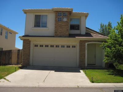 Carson City Single Family Home For Sale: 1323 Flintwood Drive