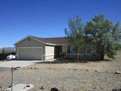 Silver Springs Single Family Home Active/Pending-Loan: 1305 Cooney