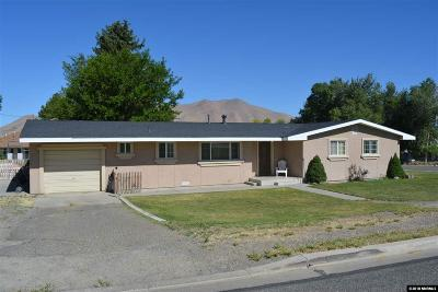 Winnemucca Single Family Home Active/Pending-Call: 120 W Minor St.