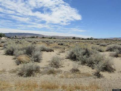 Silver Springs NV Residential Lots & Land For Sale: $40,000
