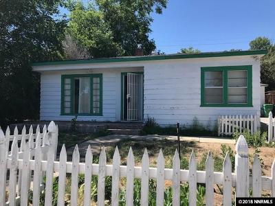 Reno Single Family Home Active/Pending-Call: 1961 Wilder St.