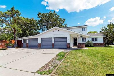 Reno Single Family Home For Sale: 1400 Roberts St.