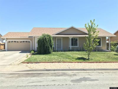 Sparks Single Family Home Active/Pending-Call: 400 Nicole Drive