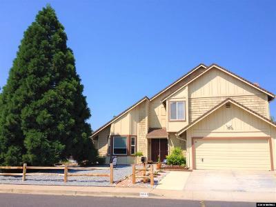 Reno Single Family Home For Sale: 3845 Belvedere