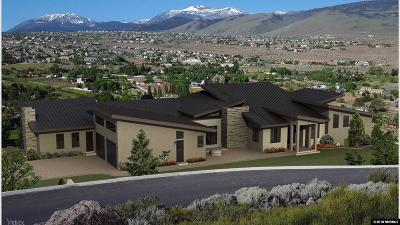 Washoe County Single Family Home For Sale: 2372 Diamond J Place