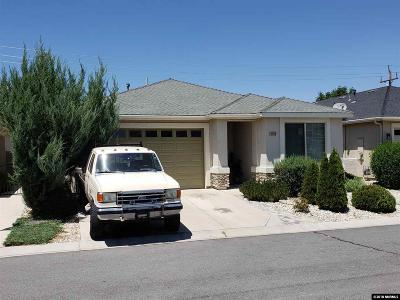 Carson City Single Family Home For Sale: 1248 Canvasback Dr