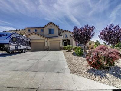 Reno Single Family Home For Sale: 3745 Jagged Rock Dr