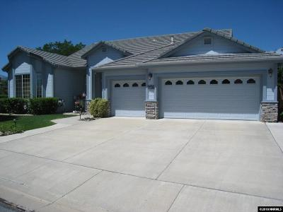Reno Single Family Home For Sale: 335 Stonewall Ct