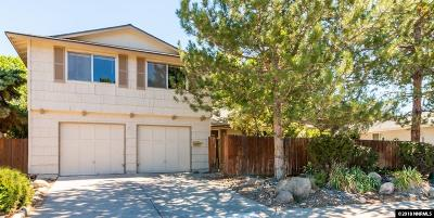 Sparks Single Family Home For Sale: 2118 Rizzo Dr