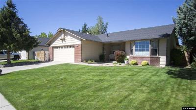 Sparks Single Family Home For Sale: 2032 Sycamore Glen Dr